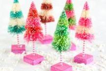 lisa loves CHRISTMAS / by Lisa Loves Rainbows