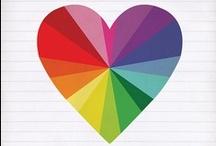 lisa loves LOVE / by Lisa Loves Rainbows