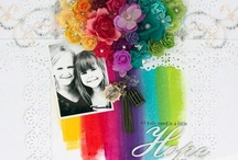 lisa loves PAPER / by Lisa Loves Rainbows