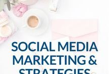 Social Media Marketing & Strategy / Social Media Tips | Instagram Strategy | Facebook Page Tips | How to make my social media stand out | Best Marketing Facebook groups | Social media schedule | Pinterest Strategies | Website creation | Wordpress Help | Canva Tips | How to create images in Canva |  Website design