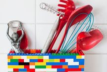 Storage Solutions / Storage, the key to a tidy home. With clever and inventive storage ideas, hints and tips.  I see it I pin it!