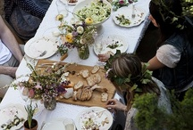 table setting / by Beatrice Prada