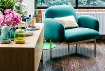 Home and Design / *I am no longer taking on new memebers. A board that showcases the amazing blog posts about home and design. Be it thrifty, eco, vintage, contemporary, or ecclectic.