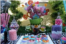 Birthday Party Ideas / by Casey Sellers