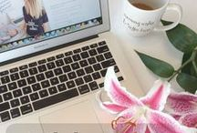 Blogging 101 and Business Related INFO / If you're a blogger looking for social media tips, business tips, blogging tips, and more - this board is the perfect board for you!