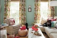 Living Room / by Leslie F