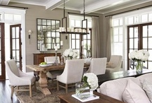 Dining Room / by Leslie F