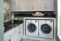 Laundry Room / by Leslie F