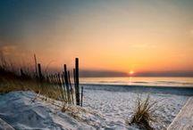 A Day at the Beach / by Hannah Cybul