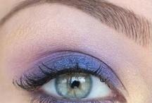 Make up blue eyes / Maquillage yeux bleus