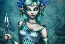 Siren Costume (for next year?)  / by Becka Carlton