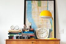 Vintage Interiors / I love vintage pieces, follow this board for all of my pins. Unusual, retro and vintage for your home.
