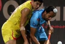 India - China Doha encounter / by Indian Hockey