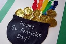 St. Patrick's Day / by Leslie F