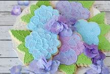 Cookies / These are NOT my cookies. Either I LOVE them or someone wants me to make them.    Started using Fondant on May 2013. Just learning and loving it. Started Wilton classes on 9-3-2013 . Oct 2013 trying royal icing cookies. Called: Cake Flow  on FB and IG