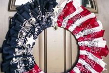 Patriotic Collection / Here you'll find everything Patriotic for the USA, Red, White and Blue! Whether you are looking to celebrate Memorial day, 4th of July ( Independence Day ), Flag Day, Veteran's Day or just to be patriotic we have you covered! You'll find great 4th of July party ideas, 4th of July recipes, Memorial Day recipes, Memorial Day decor, Memorial Day activities, Flag decorations, patriotic crafts and more!