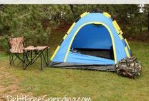 Camping / If you love camping, search here for camping tips, camping recipes, camping ideas, and camping hacks!