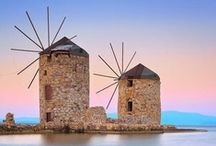 Beautiful Places - Windmills / Beautiful windmills from around the world. / by Patricia Hanning
