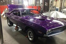 1971 Dodge Challenger / A board to save links and photos to help finish restoration of our Challenger.