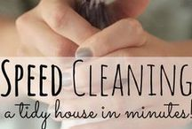 Cleaning & Organization / Things that are good to know - tips & tricks for cleaning and organization / by Jasmine Lightning