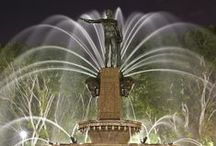 Beautiful Places - Statues & Fountains / Statues & Fountains