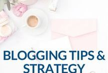 Blogging Tips & Strategy / blogging | blogging tips | blogging tutorials | blog, blogging for beginners | new blogger | wordpress, social media | pinterest | earn money blogging | email marketing | content marketing | blog traffic, seo | work from home | entrepreneurs | online entrepreneurs | how to start a blog