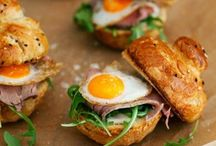 Easter brunch ideas. / This board has Easter breakfast brunch and lunch ideas.  Whether it's what to cook or how to decorate the table. A theme of spring and eggs to help achieve your Easter gathering.