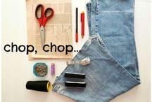 Refashion & sewing ideas