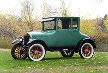 1926 Model T Restoration / Restoration and fact links for our 1926 Ford Model T Coupe.