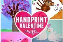Valentine's Day / Valentine's Day crafts, gift ideas, books, and classroom ideas.