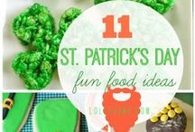 St. Patrick's Day / diy crafts, books, ideas, and activities to celebrate St. Patrick's Day in the classroom.