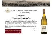 MacRostie in the Press / A few of the great things being said about MacRostie Winery and Vineyards