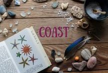 Coast Collection / Designs inspired by Northumberland's spectacular coastline.