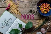 Moor Collection / Designs inspired by the moors of Northumberland.