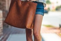 Brown Accent for Summer