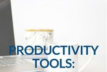 Productivity Tools: Evernote / Productivity | Time management Apps | Evernote Tips | Notes | How to keep track of business projects