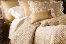 Master ~ Bedrooms /  The bedroom...calm, restful, romantic.... / by Nancy Mamchur @ La Rouge Interiors