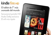Kindle / Kindle: Tablet & eBooks (Amazon) / by Maikel Müller