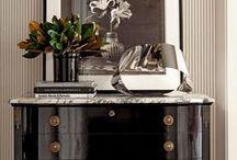 Foyers & Hallways / by Nancy Mamchur @ La Rouge Interiors