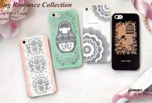 """""""Femme De Pivot"""" at DSstyles / Femme De Pivot is a creative brand originated from Mobile Link Technology Ltd since 2009. From now on, you can shop their pretty-designed phone cases from DSstyles. We're now the authorized reseller to provide our fans more stylish phone cases. / by DSstyles ™"""