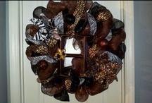 Wreath Crazy / by Brittney Watt