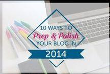 I Love Blogging / Social Media