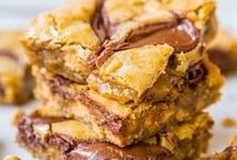 Food: Brownies, Blondies, and Bars. / by Emilie Elkins