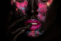Color my face / by Gilmar Smith.
