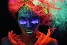 Black light shoot / by Gilmar Smith.