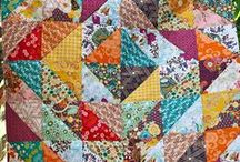 Sew Pretty / Quilting and miscellaneous sewing