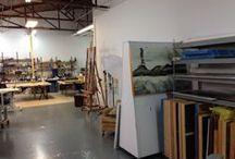 My Blog http://www.deramusstudio.com / Writing about art in the studio / by Helen DeRamus