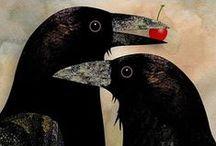 Birds of Black