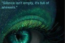 In the Deep Still Silence