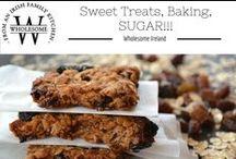Sweet Treats, Baking, SUGAR!!! / All the bold stuff. Treats, baking, cakes, slices, traybakes, cupcakes. and more!